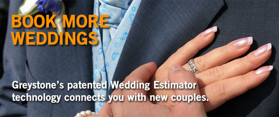 Wedding Estimator: Happy couples send you pre-priced wedding requests in minutes