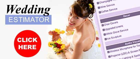 Try the Wedding Estimator